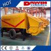 Bomba concreta China Dawin da aplicação Railway de alta velocidade