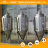 ビール醸造装置の発酵タンク