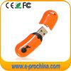 Movimentação relativa à promoção do flash do USB da vara da memória do dispositivo para a amostra livre