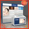 System-kosmetisches Ausstellungsstand-kosmetisches Bildschirmanzeige-Regal