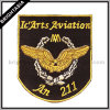 IC de Luchtvaart van Kunsten ijzer-op Flard voor de Toebehoren van de Kleding (byh-11070)