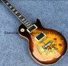 Guitarra elétrica padrão do corte do Lp na cor do estouro do tabaco (GLP-194)