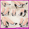 2015 modo Design Popular Style New Arrive Women Heel Shoese Spring/Autumn Shoes in Highquality con The Latest Design (H00-F2389)