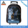 Gift Set Stationery School Rolling Trolley Bag Backpack