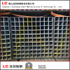 Square negro Steel Pipe para Structure Building Export Corea
