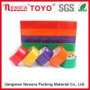 Bande adhésive d'emballage de couleur de BOPP