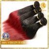 100%년 Virgin Remy 브라질 사람의 모발 T 색깔 직모