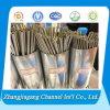 Standaard Buis van de Pijp van het Roestvrij staal/Buis 8 van het Staal