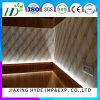 20/25cm Ширина ПВХ потолок для украшения панелей здание водонепроницаемый материал (печать/горячей штамповки/ламинирования, SGS)