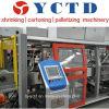 Machine à emballer d'emballage en papier retrécissable de bouteille d'eau (YCTD)