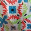 Rayon girado 100% Print Fabric para Garment