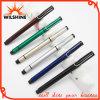 Bolígrafo de metal con resaltador para regalo promocional (BP0126)
