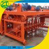 Estiércol vegetal Turner del fertilizante orgánico/cadena de producción de la granulación del fertilizante orgánico