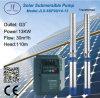 bomba de água solar submergível do aço 6sp30-14 inoxidável