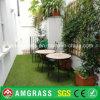 Erba artificiale di moquette decorativa per il giardino