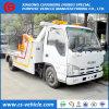 Vrachtwagen van het Slepen Wrecker van de Vrachtwagen 5tons van Wrecker van de Terugwinning van de Weg van Isuzu de Kleine