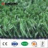 La decoración ajusta la hierba artificial de la alfombra golf al aire libre de los deportes del mini