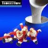 La fabrication de moules en caoutchouc de silicone liquide pour la résine de l'utilisation de l'artisanat