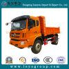 Sinotruk Cdw 190HP 10m3 덤프 트럭 4X2 팁 주는 사람 트럭