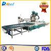 Производственная линия машина Woodworking расточной бабки Hsd маршрутизатора вырезывания CNC Atc Drilling
