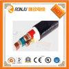 Flama blindada da fita de aço da isolação de XLPE - incêndio retardador - cabo distribuidor de corrente resistente