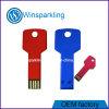 Buntes USB-grelles Schlüssellaufwerk mit Soem-Firmenzeichen