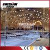 Fabrik-Preis-Aluminiumzapfen-Quadrat-Binder für Dekoration