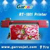 Eco 옥외 광고 용해력이 있는 인쇄 기계 가격 DTG 인쇄 기계