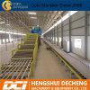 Un alto rendimiento de la Junta de techo de yeso laminado máquina