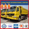 Тонны Tipper 6X4 Китая HOWO 30 тележки эфиопии 371 сверхмощного/тележки сброса