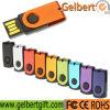 Faire pivoter le métal USB avec des articles cadeaux pilote USB à mémoire Flash
