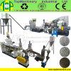 선을 알갱이로 만드는 기계 PP PS 아BS HDPE 조각을 재생하는 폐기물 플라스틱 용해
