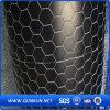 Acoplamiento de alambre hexagonal revestido del PVC con el mejor precio