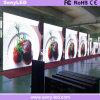 Écran de location polychrome de l'étape DEL de définition élevée mince d'intérieur de P2.976mm pour la publicité visuelle
