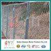 Temporäre heiße des Kettenlink-Fence/50X50mm eingetaucht galvanisieren Chian Zeile Zaun