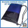Microfiber旅行体操タオルはとの袋を運ぶ