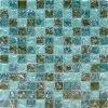 mosaico di vetro della crepa del ghiaccio della piscina di 8mm (VMG8301)