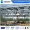 Almacén galvanizado industrial de la estructura del marco de acero que ensambla