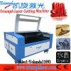 50W laser Cutting Machine do CNC CO2/laser Cutter para o MDF/Fabric/Brich Plywood