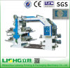 4 couleur High Speed Flexo Printing Machine pour Paper Bag