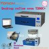 Сварка оплавления для настольных ПК для поверхностного монтажа Паяльная печь T200c+ (горелки)