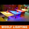 Diseño de centro iluminado sala de estar de la tabla del LED