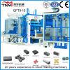 machine à briques automatique machine à fabriquer des blocs de haute qualité (Qft9-15)