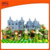 Детский Замок тема игровая площадка внутри оборудования