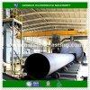 Stee Rohr-/Stahlgefäß-äußere Reinigung, die Poliermaschine Shotblasting ist