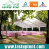 Transparent de luxe Wedding Tent avec Floor
