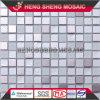 Mattonelle di mosaico miste d'acciaio di /Stainless Matt del mosaico di vetro e mattonelle Hb01 della decorazione