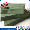 Доска MDF деревянного зеленого цвета водоустойчивая HDF волокна