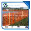 1.2mx50m Plastic Security Warning Fence/Orange Warning Fence