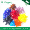 Los chips de cristal decorativo Arena
